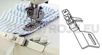 Patka pro našívání gumy úzká 6-8,5mm pro Elna 434/444