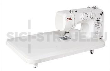 Přídavný stolek pro šicí stroje JANOME s rozměrem 60x40 cm