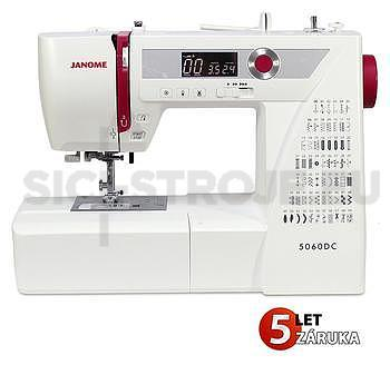 JANOME DC5060 - 1