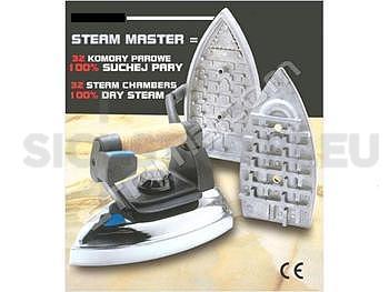 STEAM MASTER-(Parní žehličky s generátorem)