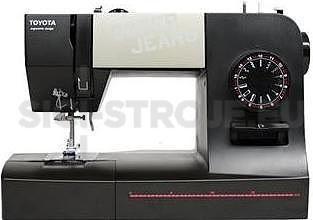 Šicí stroj TOYOTA Super Jeans J15+SLEVOVÝ POUKAZ V HODNOTĚ 300KČ - 1