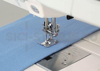 Patka standardní rovné šití pro stroje s rotačním chapačem