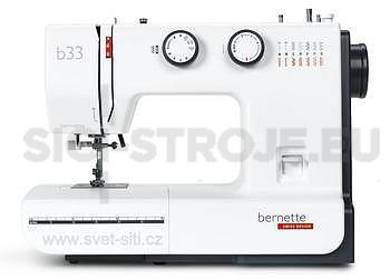 Šicí stroj BERNETTE b33 - 1
