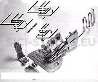 Zakladač A10K (K10) šíře vstupní pásky 28mm nastavitelný