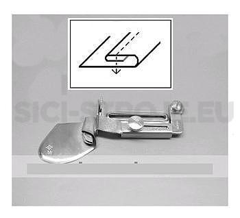 """Zakladač - obrubář A11 22,2mm (7/8"""")"""