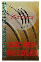 Jehly TQx1, 175x1, 175x8, 1985 Archer #100/16