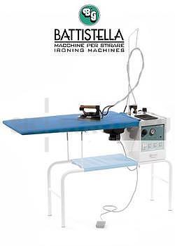 BATTISTELLA COVER VULCANO RECTANGULAR-Potahy pro žehlící prkna hotové