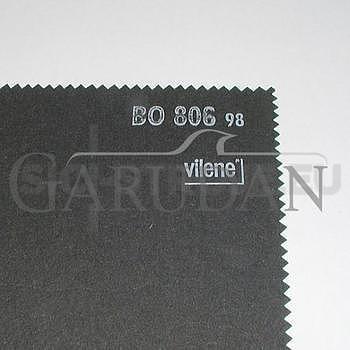 VLIZELÍN (STŘÍHACÍ PODKLADOVÝ MATERIÁL) VILENE 80g - ČERNÝ (ŠÍŘKA 90cm)