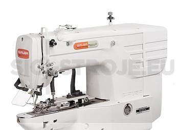 Siruba BT290-A1elektronický šicí stroj na přišívání knoflíků