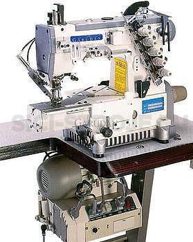 GARUDAN  šicí stroj interlock nebo coverlock CT-6200-048 M/UCE-3 (KOMPLET)