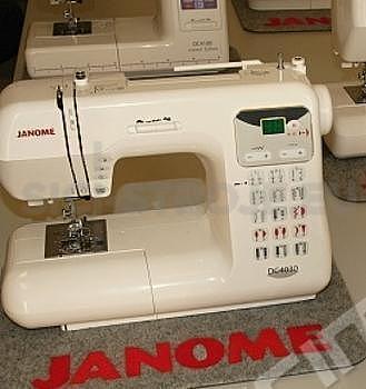 JANOME - Podložka pod šicí stroje Janome