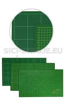 Oboustranná řezací podložka 45x30 cm síla 3mm