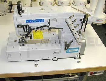 GARUDAN  šicí stroj coverlock FT-6200-048 M (KOMPLET)