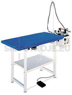 Comel Futura RC5 - žehlící stůl s vyvíječem páry 5l a žehličkou