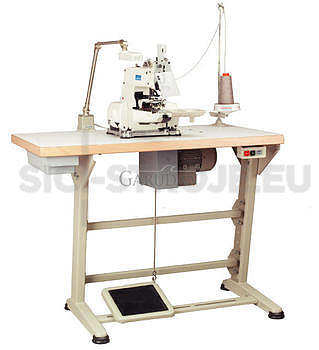 GARUDAN šicí stroj knoflikovací GS-373 (KOMPLET)