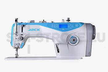 Jack A4 1-jehlový šicí stroj s odstřihem, střední materiály - 1