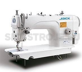 Jack JK-9100B 1-jehlový šicí stroj, Direct Drive - motor v hlavě