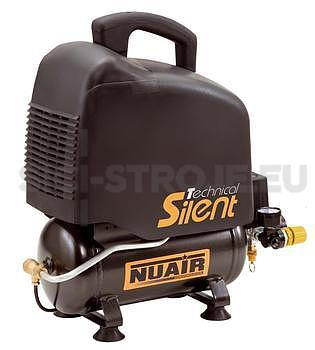 Nuair MECA DECO Super Silent OM 200 tichý bezolejový kompresor