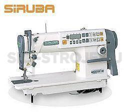 Siruba L818F-H1-13 1-jehlový stroj, těžké materiály, odstřih