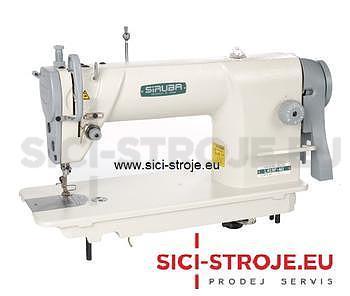 Šicí stroj SIRUBA L918-M1 1-jehlový stroj na střední materiály ( kpl )- Nedodává se - 1