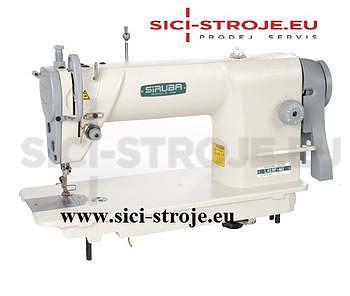 SIRUBA L818F-L1 1-jehlový šicí stroj na lehké materiály (kpl) - 1