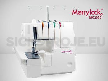 Šicí stroj Overlock MERRYLOCK MK 2020 - 1