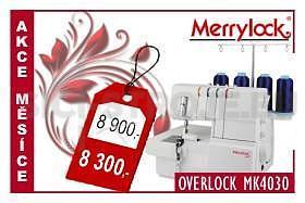 OVERLOCK MK 4030 MERRYLOCK - 1