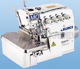 Juki MO-6814S-BE6-44H 4-nitný overlock, obnitkovací šicístroj