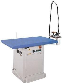 Žehlící stůl Comel MP/F/PV propařovací s vyvíječem 180x90cm