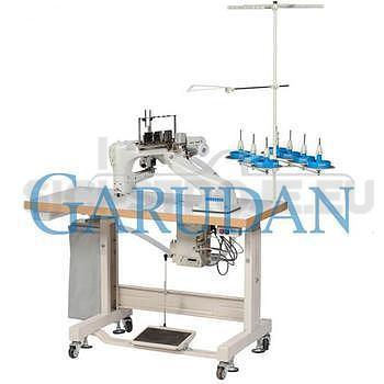 ŠICÍ STROJ GARUDAN NTD67-12M6/ TT-S36/ CV-012M (KOMPLET) - 1