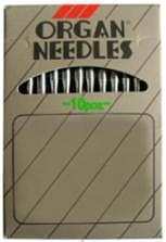 Jehly DPX17, 135x17 Organ #180/24 PD TITAN-NITRID zlatá