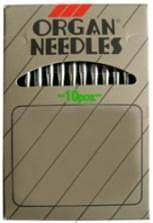 Jehly DPX17, 135x17 Organ #90/14 PD TITAN-NITRID zlatá