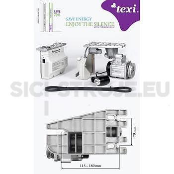 Servomotor šicí stroje TEXI POWER 550SM - 1