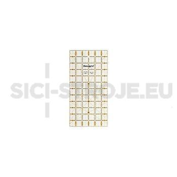PRYM 611643 Pravítko pro patchwork 6x12 inch