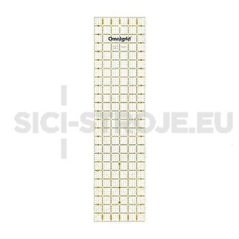 PRYM 611644 Pravítko pro patchwork 6x24 inch