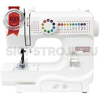 JANOME SEW MINI DX2 šicí stroj pro děti - 1