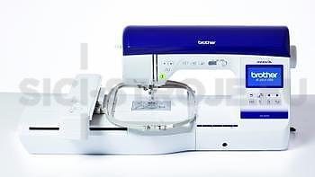 Brother NV2600 šicí a vyšívací stroj+ Dárek - 1