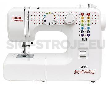 JANOME JUNO J15 - 1