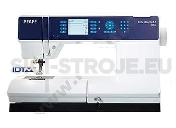 Šicí stroj Pfaff Expression 3.5 - 1