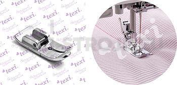 Patka pro rovný steh k domácím šicím strojům
