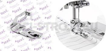 """Lemovač pro domácí šicí stroj, lemovka 1/10"""" (2.5 mm)"""