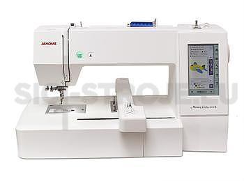 JANOME MC400E - 1