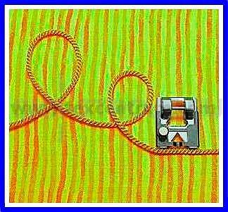 Patka na zdobení stuhou XC1960002/F021