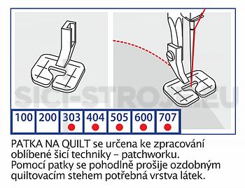 Patka pro quilt a patchwork - 2
