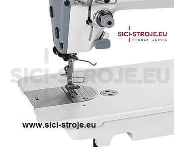 Šicí stroj SIRUBA L819-X2-01 šicí stroj na těžké materiály, odstřih ( kpl ) - 2