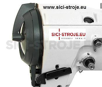 Šicí stroj Cik-Cak SIRUBA LZ457A-21 cik-cak 5mm ( kpl ) - 2
