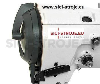 Šicí stroj Cik-Cak SIRUBA LZ457A-40 cik-cak 8mm 4-zápich ( kpl ) - 2