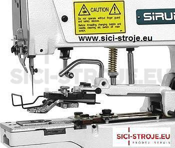 Šicí stroj Etiketovací SIRUBA PK511-M šicí stroj na přišívání etiket ( kpl ) - 2