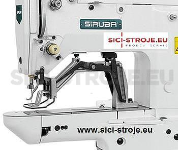 Šicí stroj Závorovací SIRUBA _PK522-42XL závorovací šicí stroj 42 stehů ( kpl ) - 2
