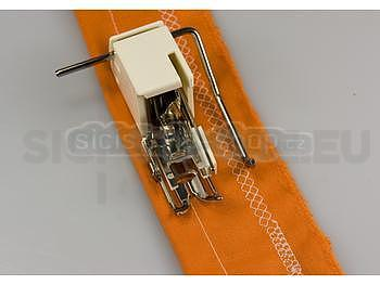 Perfektní originální patka kráčející Janome pro stroje s rotačním chapačem - 2
